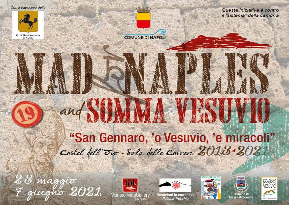 Mad for Naples…and SommaVesuvio 2