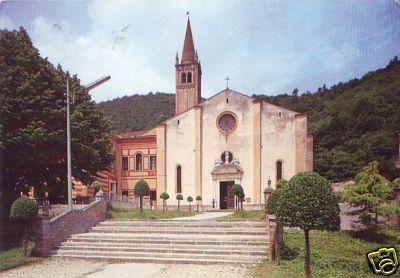 Foto del Santuario negli anni '70