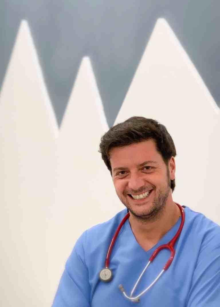 Agustín Remesal - Reumatólogo - Director Médico