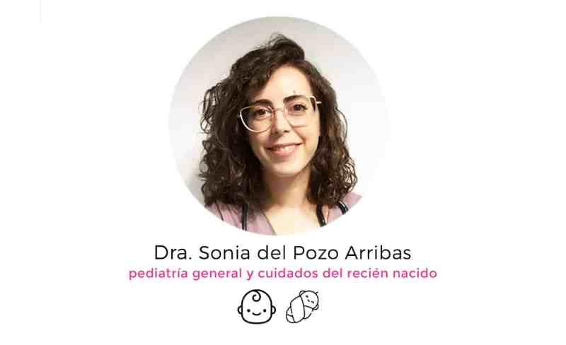 Sonia del Pozo Arribas - pediatra y cuidados del recién nacido - pediatría