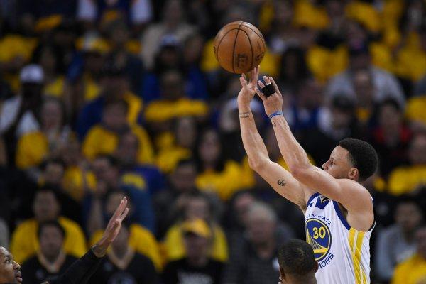 Forget MVP, Warriors
