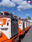 Contamos con una flota de tractores moderna.