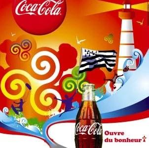 Coca cola Bretagne