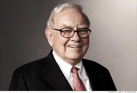 Warren Buffet, un businessman reconnu