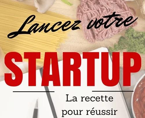 réussir startup