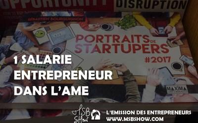 Portrait startup