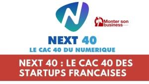 next 40 startups