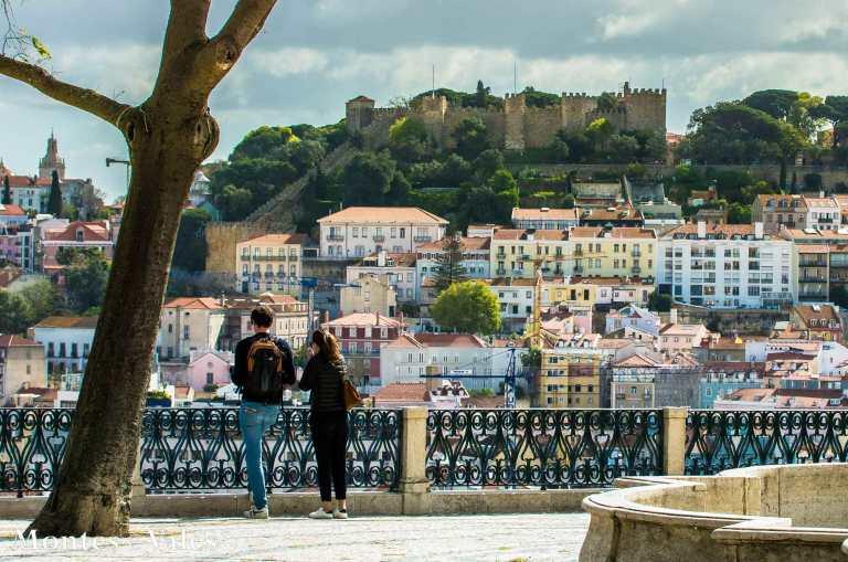 Qual o seu miradouro favorito em Lisboa?