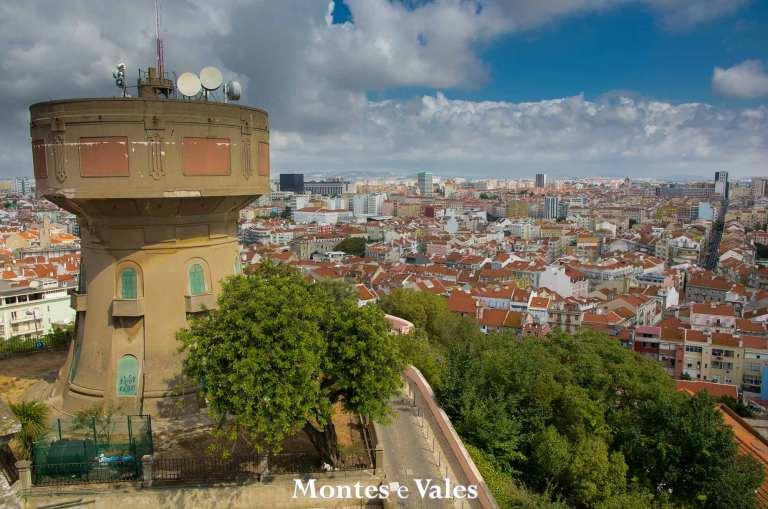 Como se chama esta zona de Lisboa?