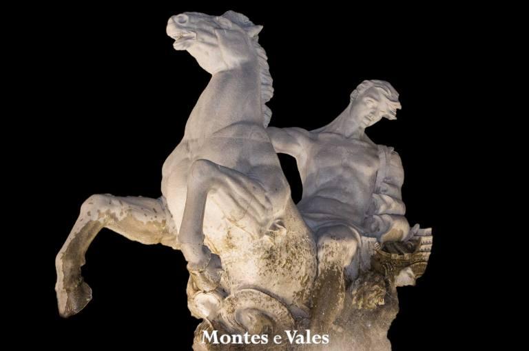 Em Lisboa, onde podemos encontrar esta estátua?