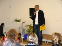 Elternsprecher Ulrich Lipka