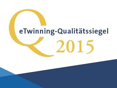 MGH_eTwinning Qualitaetssiegel 2015