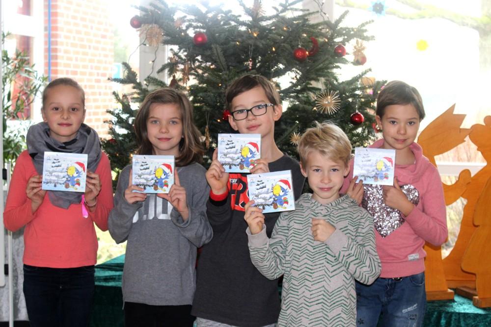 Montessori Grundschule Hangelsberg_Eine kleine vorweihnachtliche Überraschung..._Dezember 2017_8