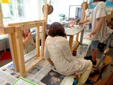 Montessori Grundschule Königs Wusterhausen_Holzprojekt der Projektwoche_Juni 2018_2