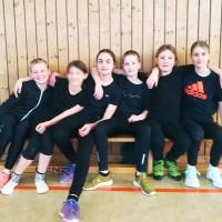 Montessori Grundschule KW_Jugend trainiert für Olympia_Regionalfinale Turnen_Februar 2018_2