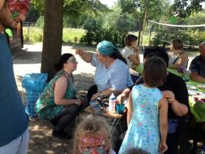Montessori Grundschule Königs Wusterhausen_Projektwoche mit Grillfest_Juni 2019_16
