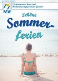 FAW_Schoene Sommerferien