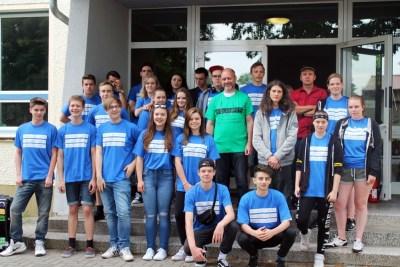 Montesssori Oberschule Hangelsberg_Überraschung zur Abschlussfahrt 2017_4