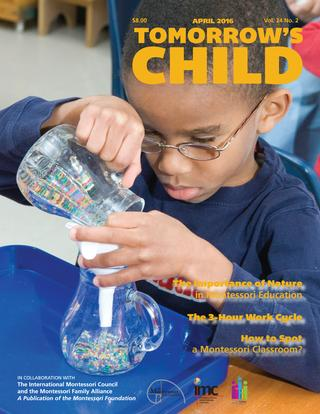 Tomorrow's Child / April 2016