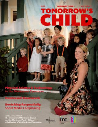 Tomorrow's Child / January 2016