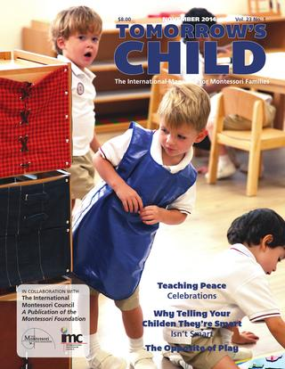 Tomorrow's Child / November 2014