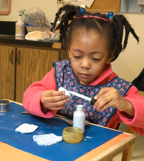 Dear Cathie: Art In The Montessori Classroom