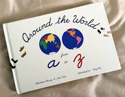 Book Review:  Around the World from A to Z