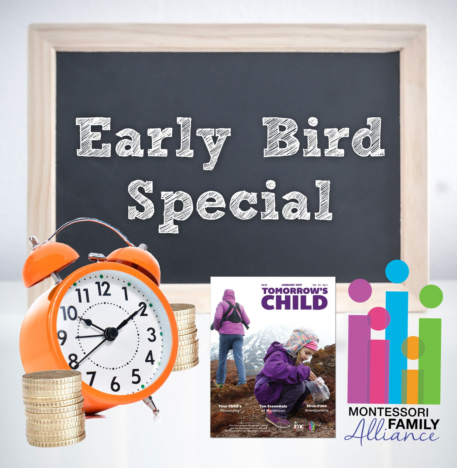 FLASH SALE Early Bird Special For 2018 19 Tomorrows Child Print Digital Schools Only SBO