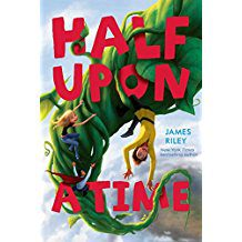 Book Review: Half Upon A Time