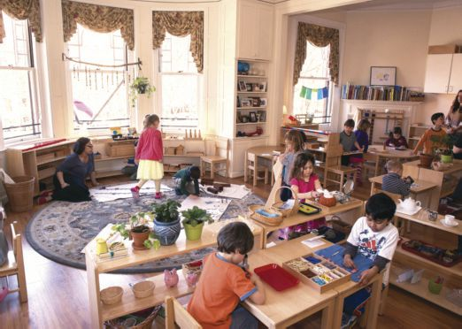 A Guided Tour of the Early Childhood & Elementary Montessori Classrooms: Part One – A Prepared Environment