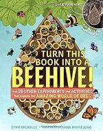 Book Review: Turn This Book Into A Beehive!