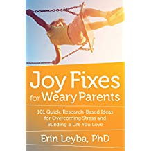 Book Review: Joy Fixes for Weary Parents