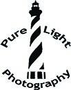 pure light photography logo