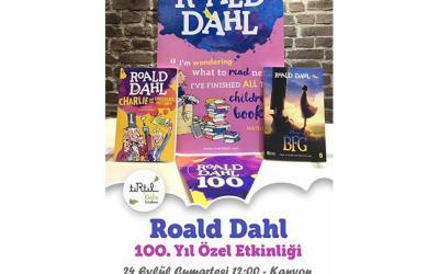 ROALD DAHL KİTAP OKUMA ETKİNLİĞİ