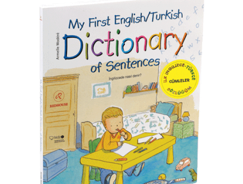MY FIRST ENGLISH/TURKISH DICTIONARY