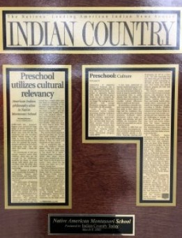 Indian Country article 3/9/2005