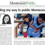 MontessoriPublic—Print Edition <br>Volume 2 Number 3: Teacher Training