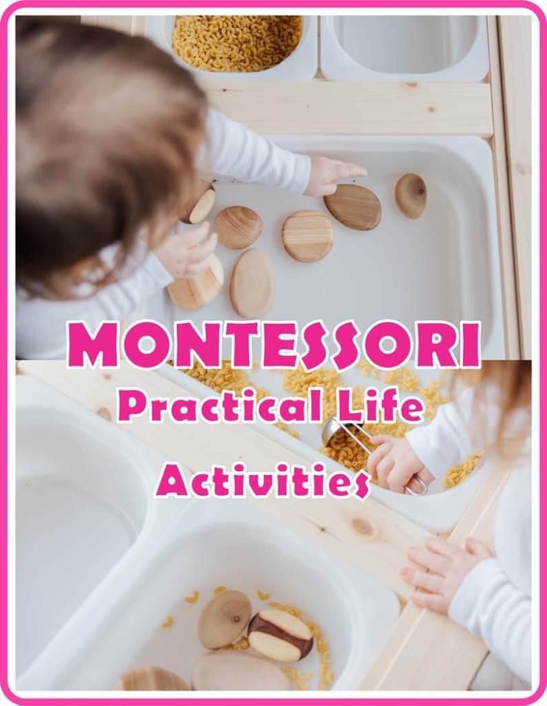 Practical Life Activities