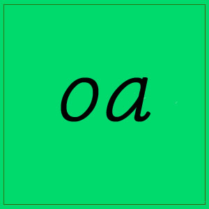 oa – sounds