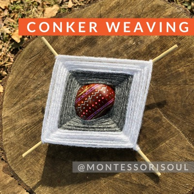 Conker weaving