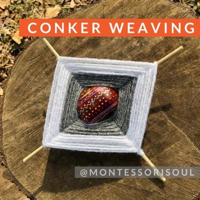 Conker weaving