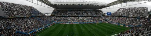 Tribunas llenas para ver la gran victoria de Uruguay contra los ingleses