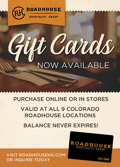 2019 Gift Card