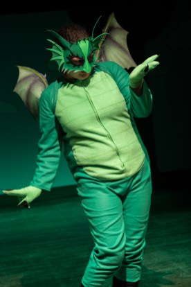 Dragon (Cassandra Redding). Photo Credit Nicole Albee.