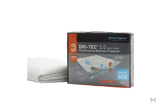 Dri Tec 5 0 Waterproof Performance Mattress Protector Twin Xl