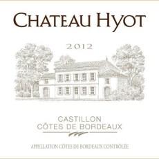 La Cave Château Hyot 2012