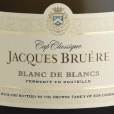 La Cave Jacques Bruère blanc de blancs 2011
