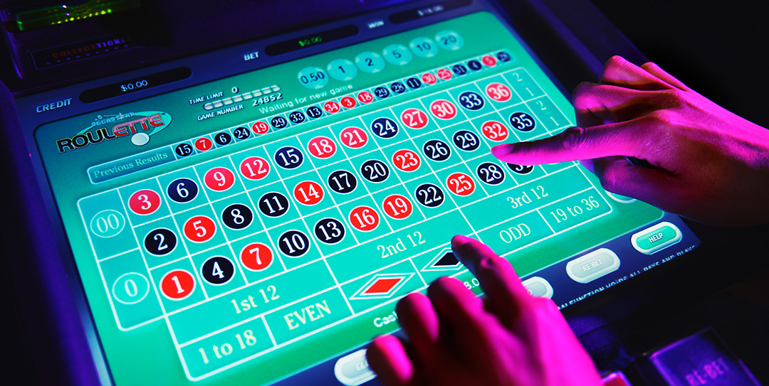 Electronic Table Games Header