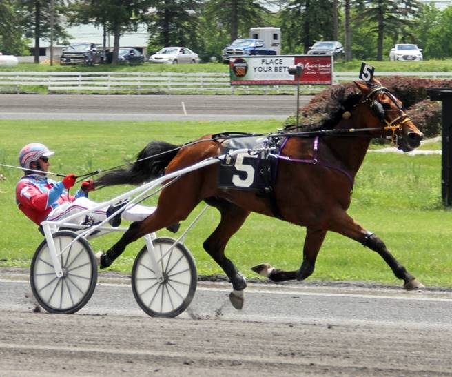 Chip Chip Conway Scores in Open Trot