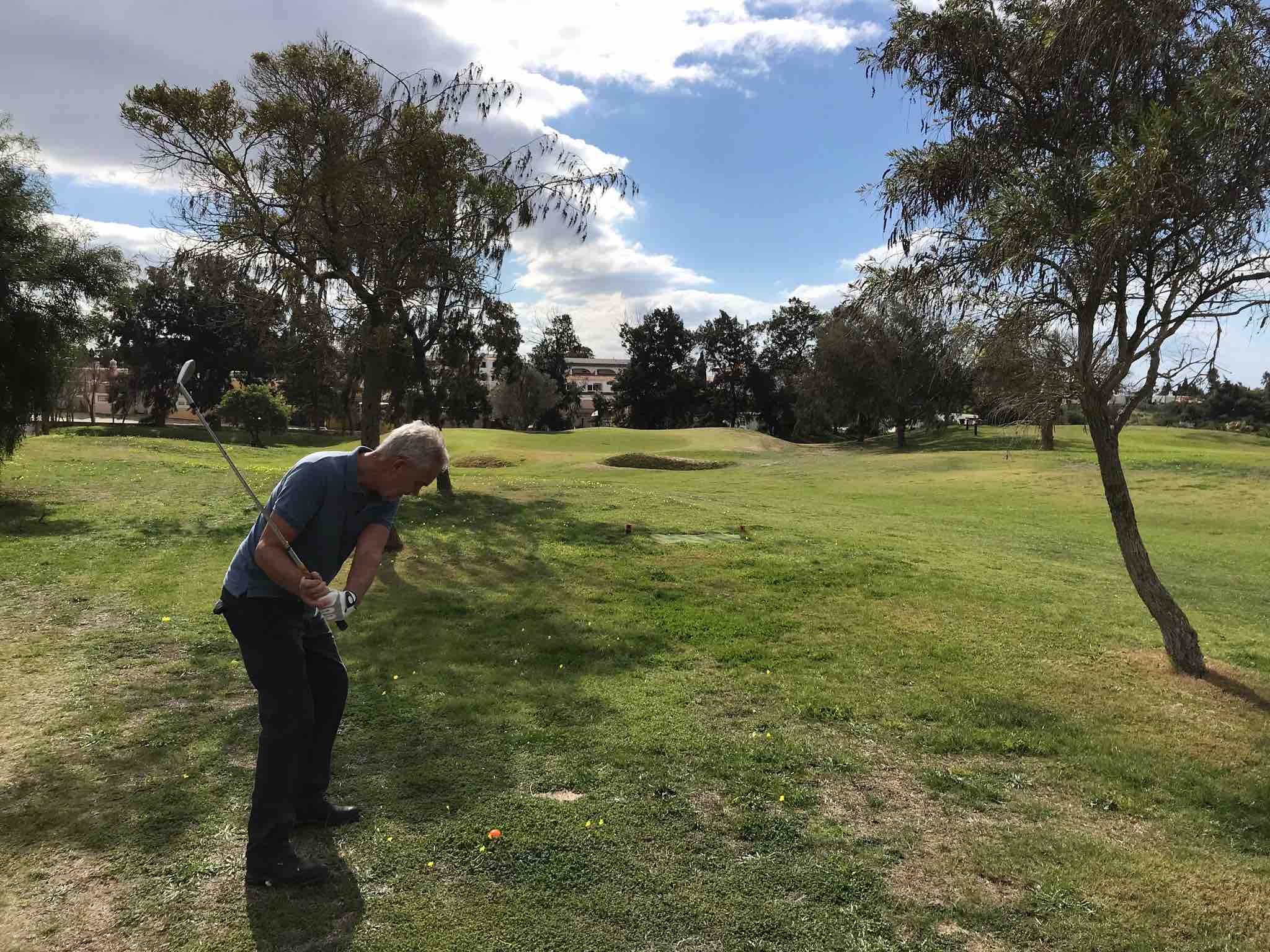 Montinho golf